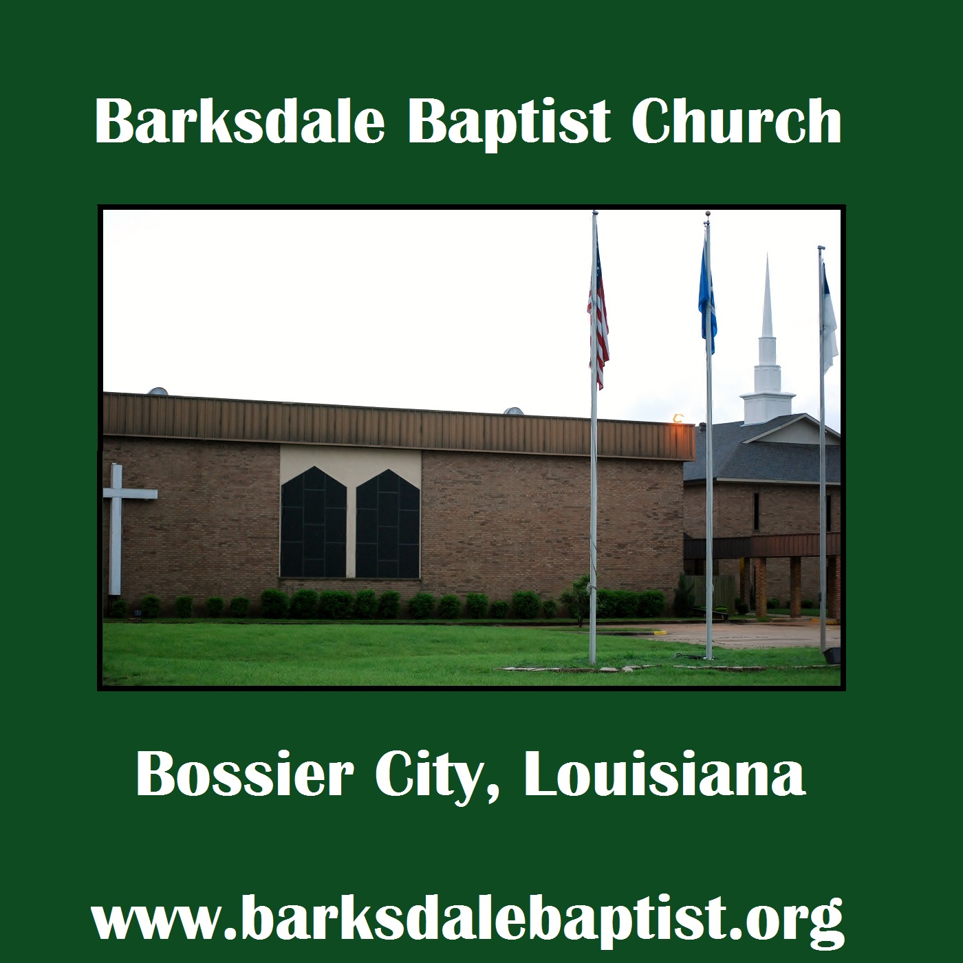 Barksdale Baptist Church